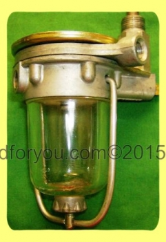 john deere 630 fuel filter with automatic sediment bowl <p>fits your a,